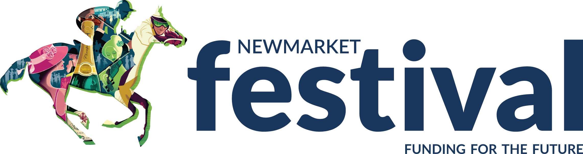 Logo Newmarket Festival